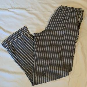Victoria's Secret Striped Pajama Pants